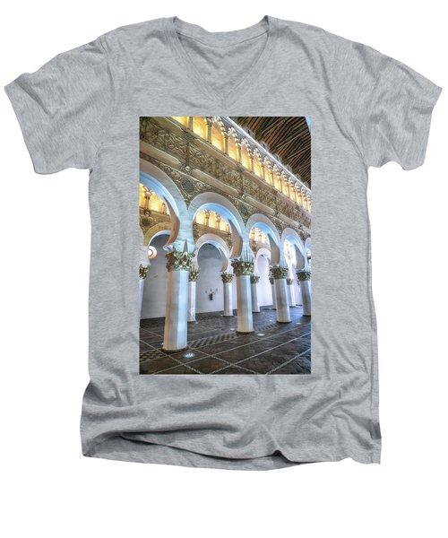 Transcept Men's V-Neck T-Shirt