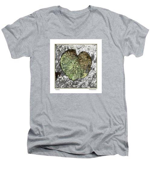 Transition Men's V-Neck T-Shirt
