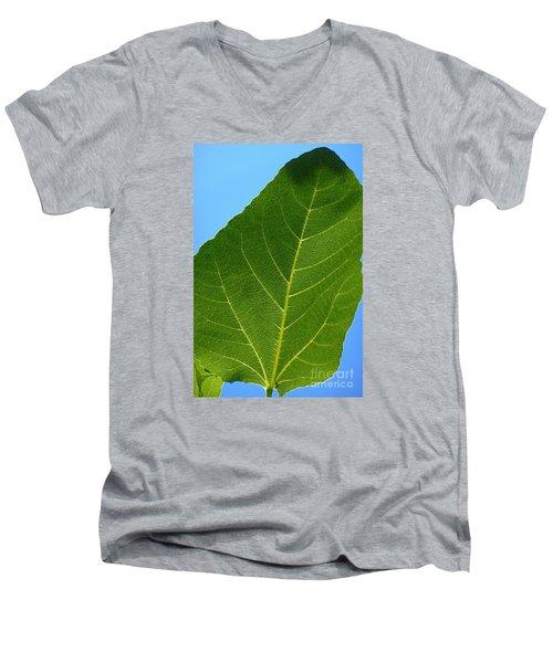 Transparence 18 Men's V-Neck T-Shirt