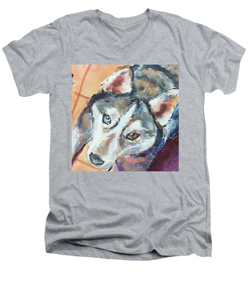 Treat Time Men's V-Neck T-Shirt