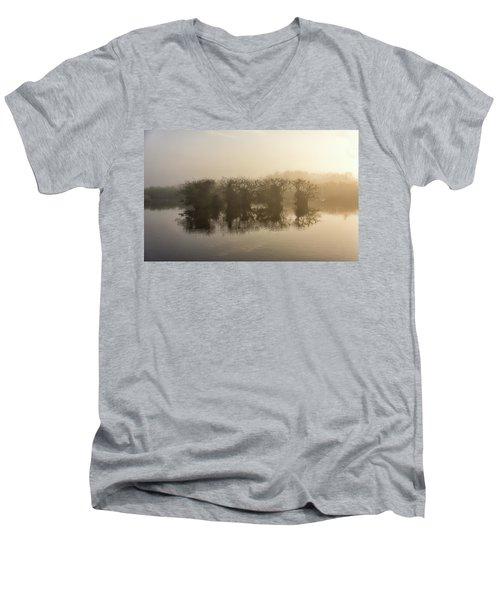 Tree Islands Men's V-Neck T-Shirt