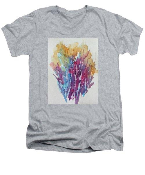 Tree Studies I Men's V-Neck T-Shirt
