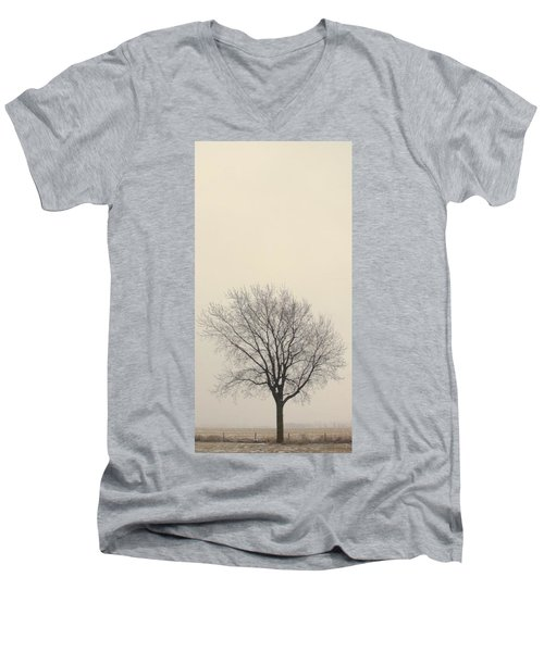 Tree#2 Men's V-Neck T-Shirt