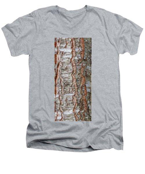 Treeform 1 Men's V-Neck T-Shirt