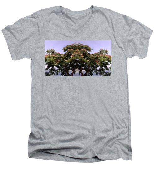 Treegate Neos Marmaras Men's V-Neck T-Shirt