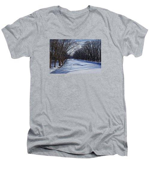 Tributary Men's V-Neck T-Shirt
