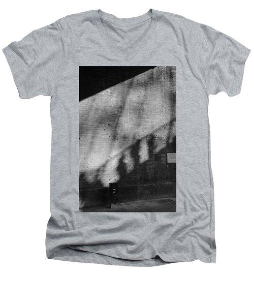 Triplicity Men's V-Neck T-Shirt