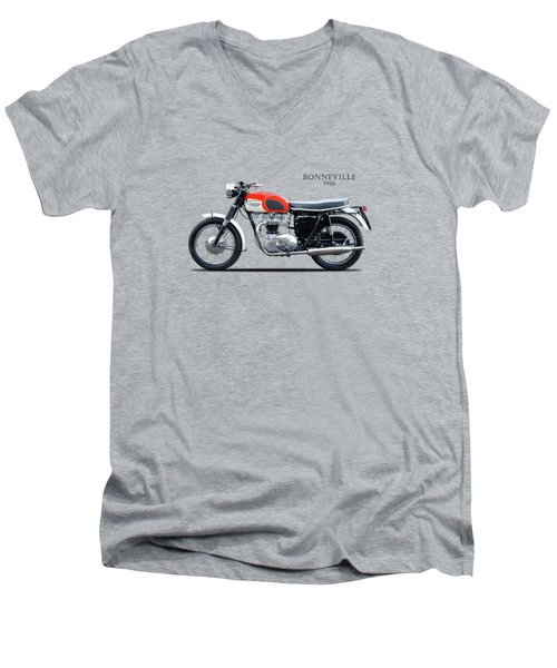 Triumph Bonneville 1966 Men's V-Neck T-Shirt