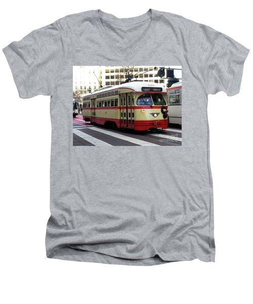 Trolley Number 1079 Men's V-Neck T-Shirt