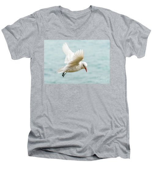 Tropic Bird 4 Men's V-Neck T-Shirt
