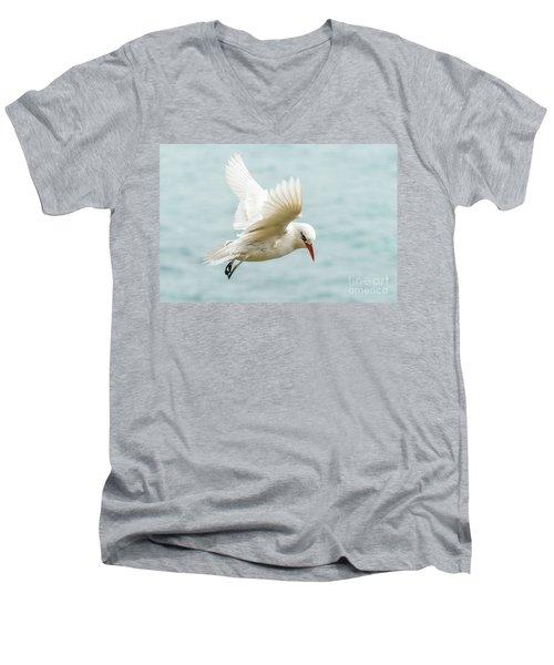 Tropic Bird 4 Men's V-Neck T-Shirt