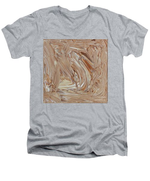 True Is Always True Men's V-Neck T-Shirt by Steven Macanka