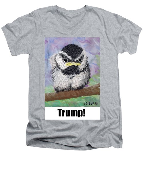 Trump Men's V-Neck T-Shirt