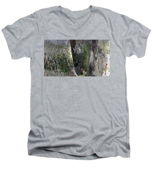 Trunk Trio Men's V-Neck T-Shirt