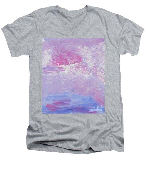 Trust Men's V-Neck T-Shirt