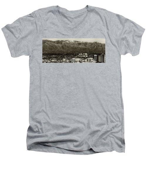 Tucson  Men's V-Neck T-Shirt