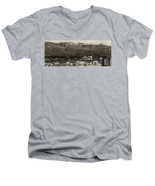 Tucson  Men's V-Neck T-Shirt