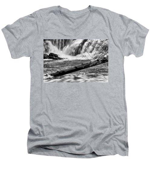 Tumwater Waterfalls#2 Men's V-Neck T-Shirt