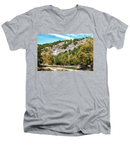Turner's Gems Men's V-Neck T-Shirt