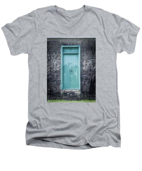 Turquoise Door Men's V-Neck T-Shirt