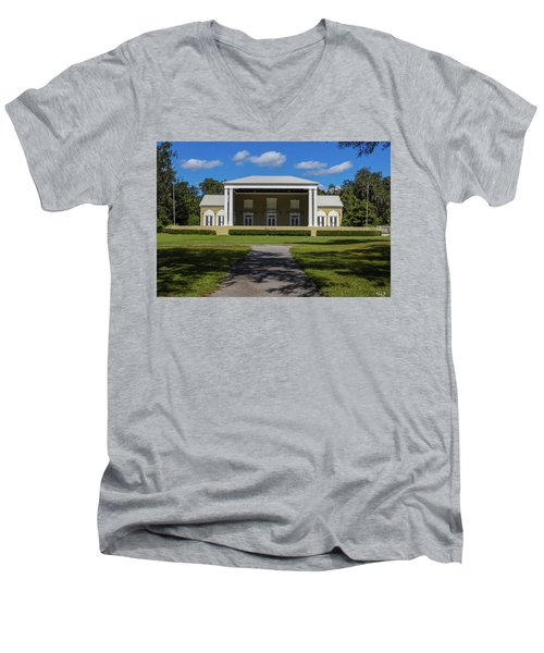 Twin Oaks Men's V-Neck T-Shirt