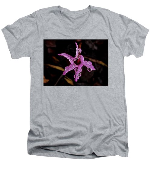 Twinkle, Twinkle Little Star Men's V-Neck T-Shirt by Richard Cummings