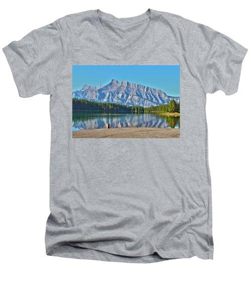 Two Jack Lake Men's V-Neck T-Shirt