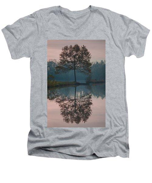 Two Loners Men's V-Neck T-Shirt