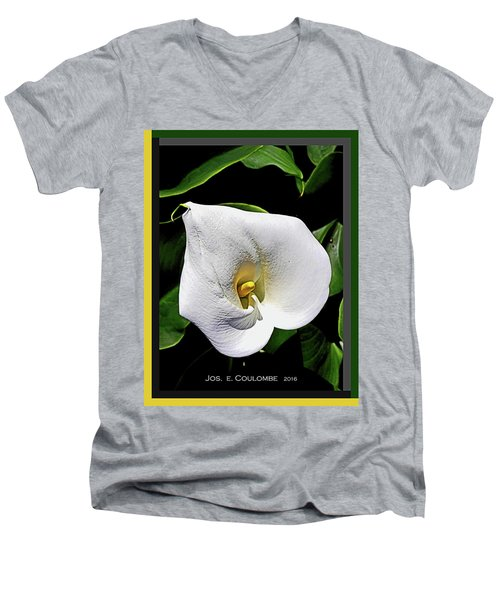 U R Invited Men's V-Neck T-Shirt
