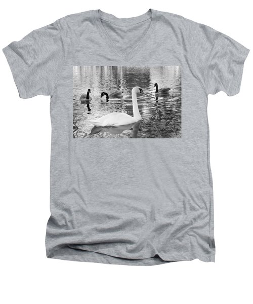 Ugly Duckling Men's V-Neck T-Shirt