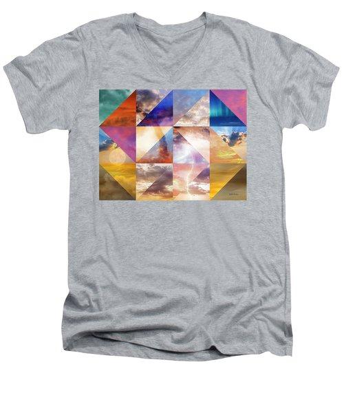 Under Heaven Men's V-Neck T-Shirt