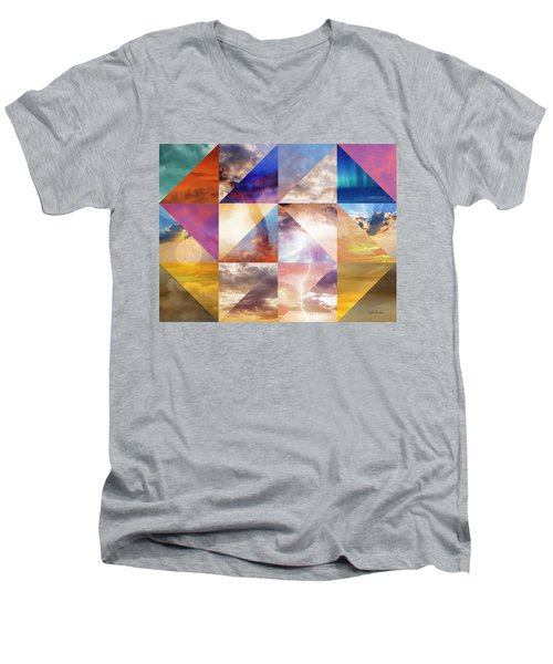 Under Heaven Men's V-Neck T-Shirt