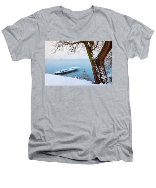 Under The Branch Men's V-Neck T-Shirt