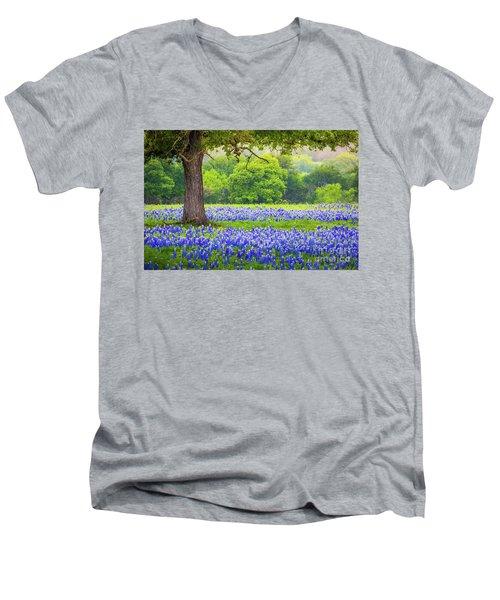 Under The Tree Men's V-Neck T-Shirt