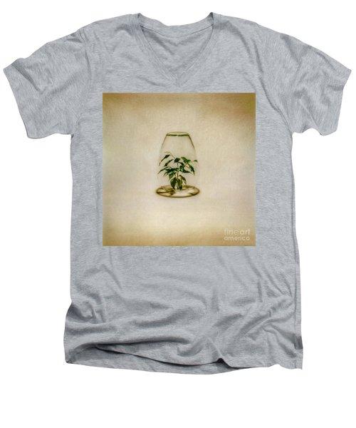 Undercover #02 Men's V-Neck T-Shirt