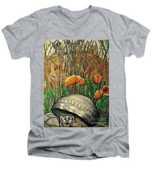 Undercover Men's V-Neck T-Shirt