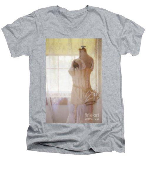 Undergarments Men's V-Neck T-Shirt