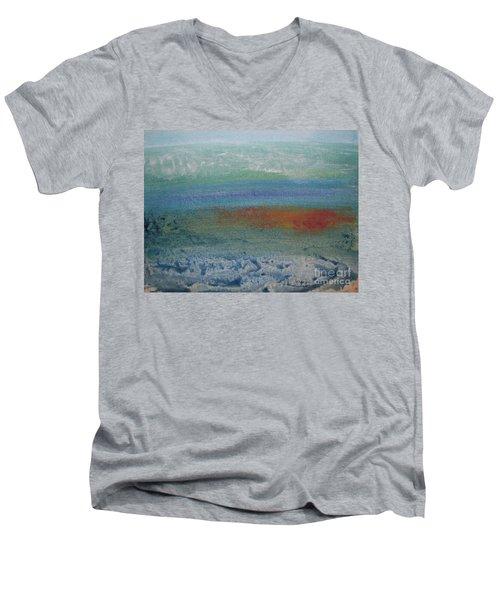 Underwater Men's V-Neck T-Shirt