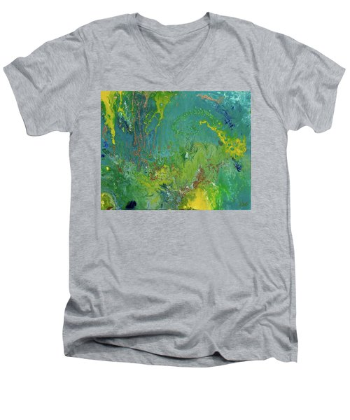 Underwater Paradise Men's V-Neck T-Shirt