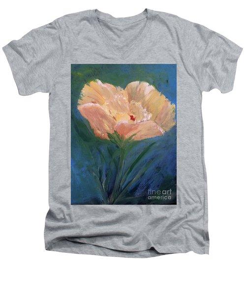 Une Fleur Jeune Men's V-Neck T-Shirt