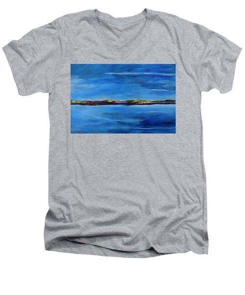 Uninhabited Men's V-Neck T-Shirt
