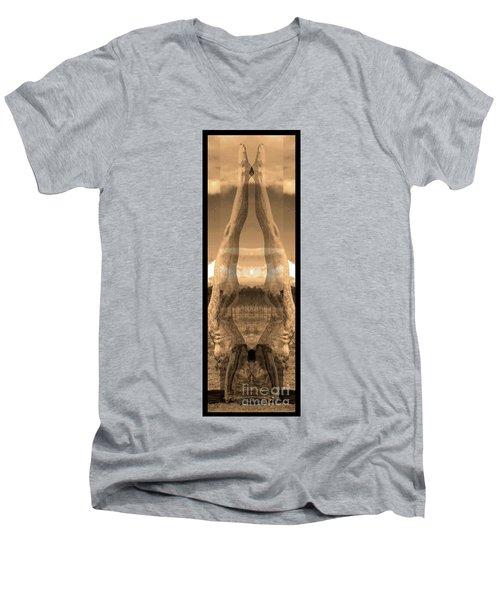 Union Of Self Men's V-Neck T-Shirt