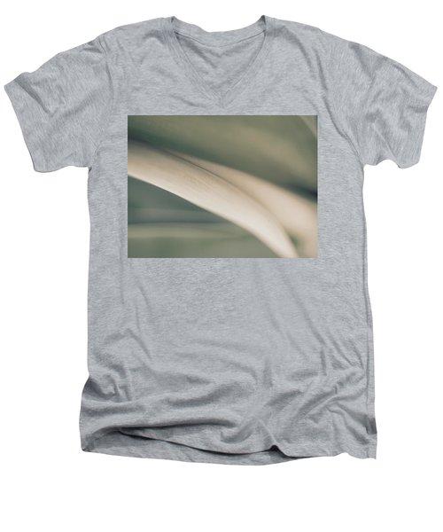 Unraveling Light Men's V-Neck T-Shirt by Tim Good