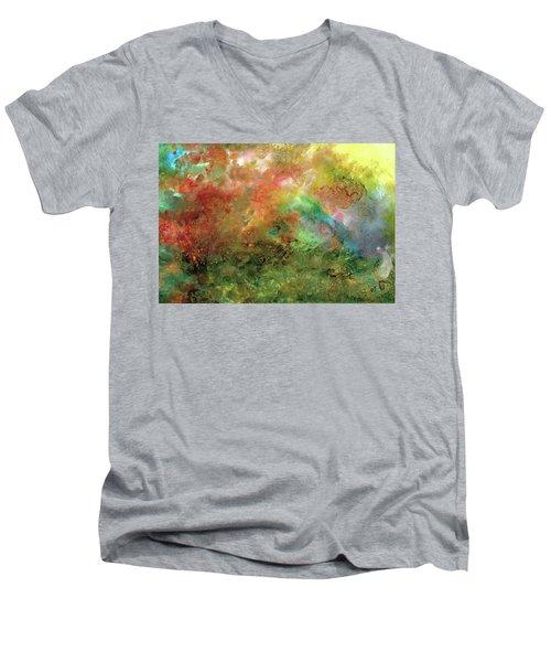 Unseen Virtue Men's V-Neck T-Shirt