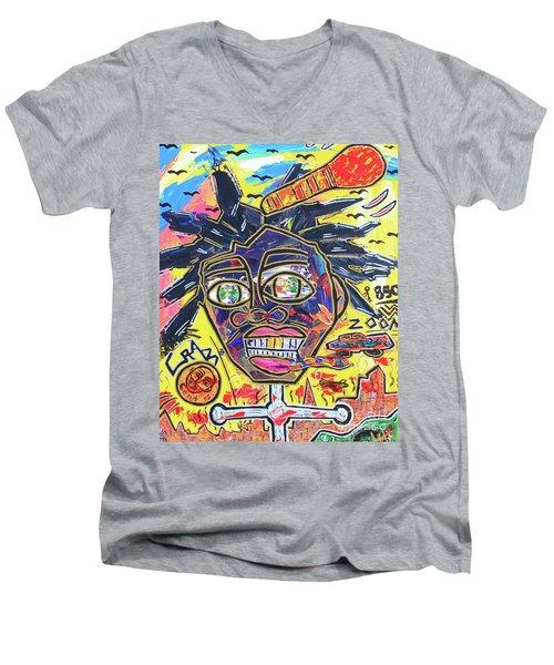 Untitled IIi Men's V-Neck T-Shirt