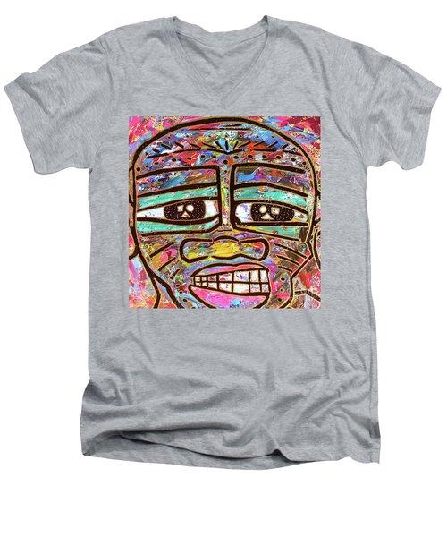 Untitled Iv Men's V-Neck T-Shirt