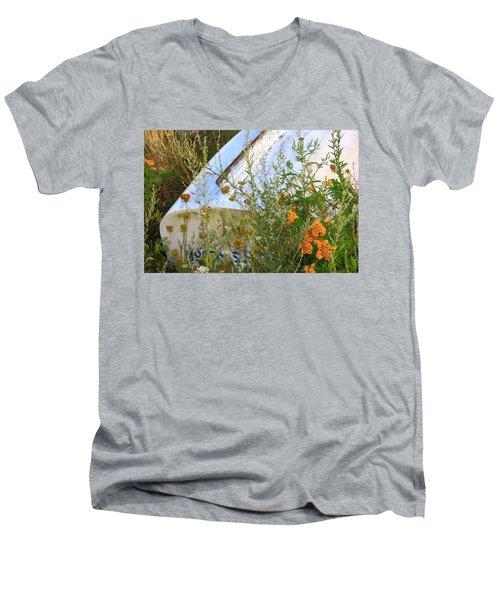 Unused Men's V-Neck T-Shirt