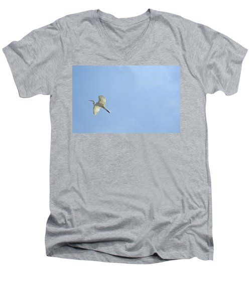 Up, Up And Away Men's V-Neck T-Shirt