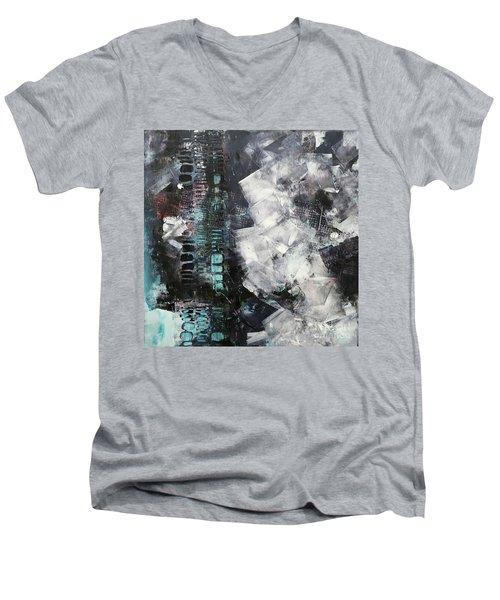Urban Series 1603 Men's V-Neck T-Shirt by Gallery Messina