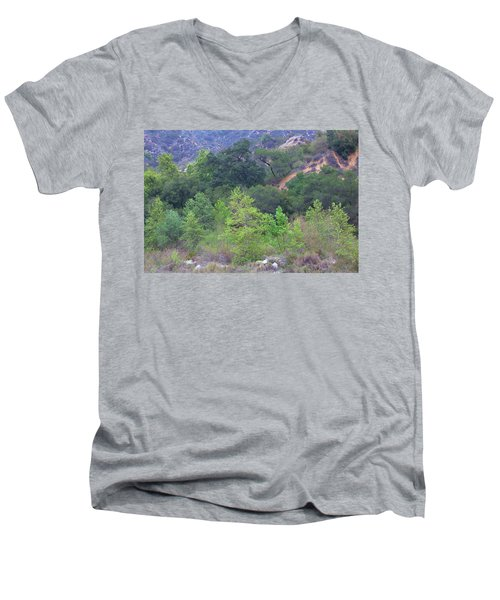 Urban Wilderness Men's V-Neck T-Shirt